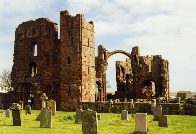 June 9: Holy Island and Lindisfarne Priory
